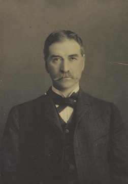 William A. Jones, U.S. Commissioner of Indian Affairs, 1897-1905