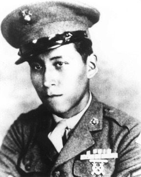 Corporal Mitchell Red Cloud
