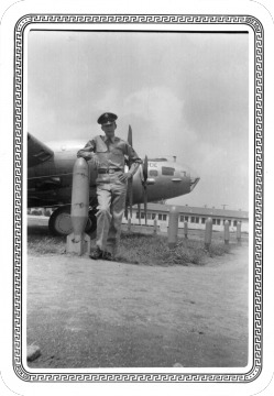 Ben Nighthorse Campbell at Lackland Air Force Base in San Antonio, TX, May 1951.