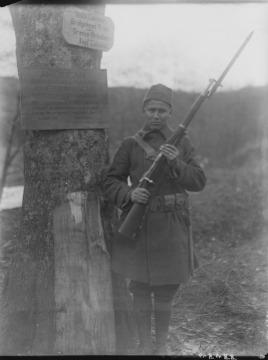 Corporal George Miner