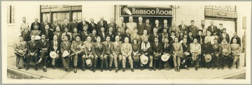Group Portrait of the National Congress of American Indians, 1944