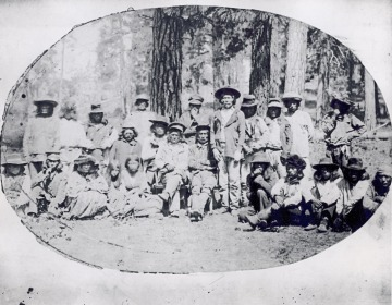 Klamath and Modoc Indians