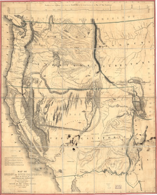 Wagon trains carry measles cayuse blame missionary for withholding map publicscrutiny Image collections