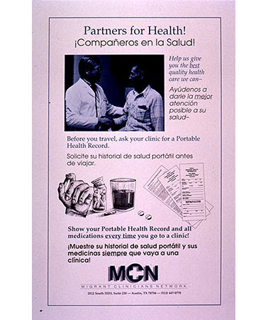 Migrant workers and their families, who live on the move, face many obstacles to obtaining care. In 1985, nurses and physicians dedicated to improving health care for migrant farmers formed the grassroots-based Migrant Clinicians Network.